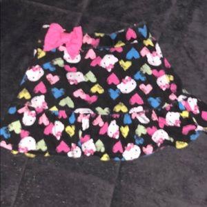 Hello kitty now skirt